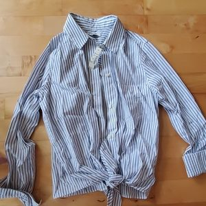 Madwell Button Down with Tie